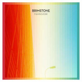 KAR082 Karisma Records - Brimstone - Mannsverk - Album cover