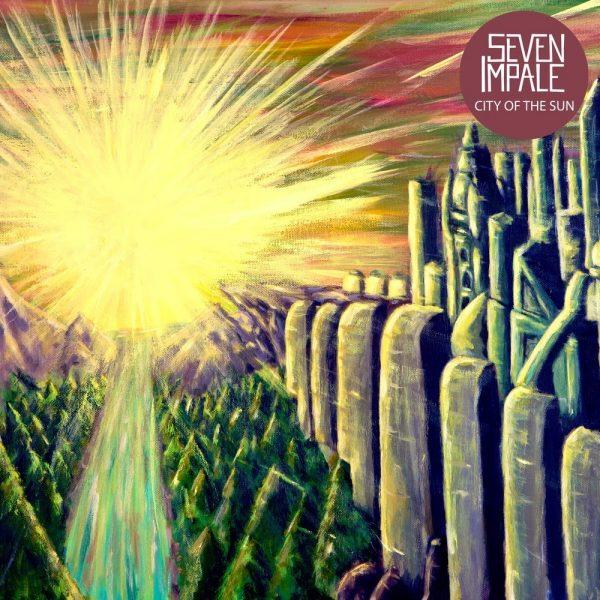 Seven Impale - City of the sun CD