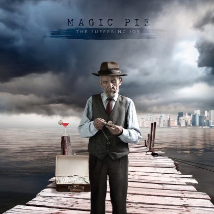 Magic Pie - The Suffering Joy CD
