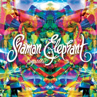 Shaman Elephant - Crystals CD