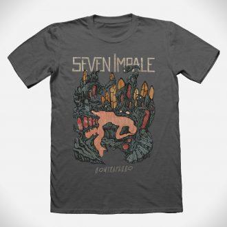 Seven Impale - Contrapasso t-shirt