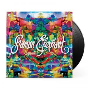 Shaman Elephant - Crystals LP