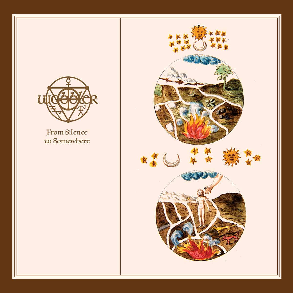 Wobbler - From Silence to Somewhere CD