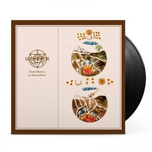 Wobbler - From Silence to Somewhere LP