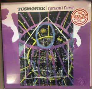 Tusmørke - Fjernsyn i farver rejected version LP