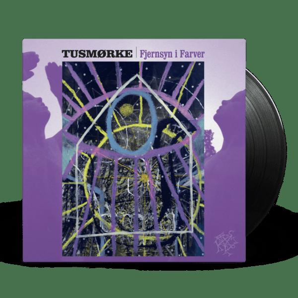 Tusmørke - Fjernsyn i farver LP