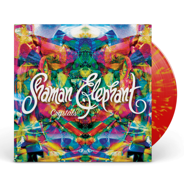 Shaman Elephant - Crystals coloured vinyl