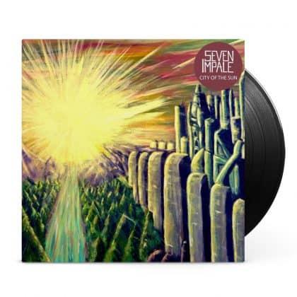 Seven Impale - City of the Sun LP