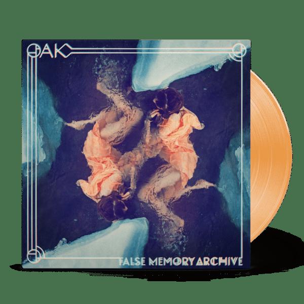 Oak - False Memory Archive Orange Vinyl