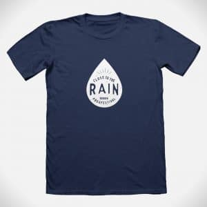 Close to the rain t-shirt