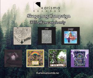 Skogsprog - Karisma Records Sales Campaign