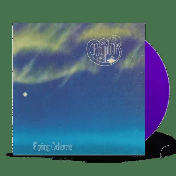 Ruphus Flying Purple