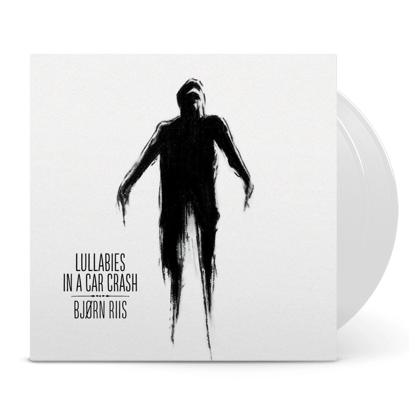 Bjørn Riis - Lullabies in a Car Crash LP