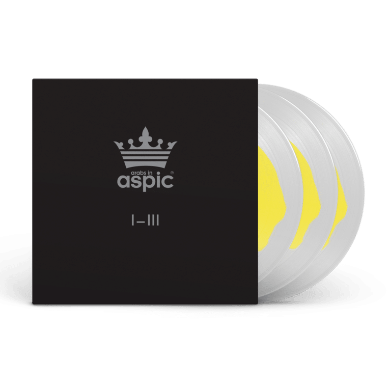 Arabs In Aspic vinyl box set