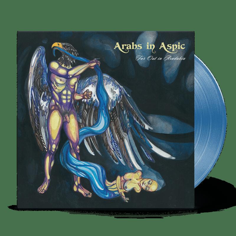 Arabs In Aspic - Far Out In Aradabia vinyl