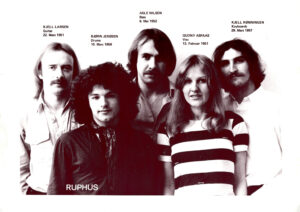 Ruphus band