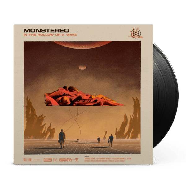Monstereo - In the hollow of a wave vinyl