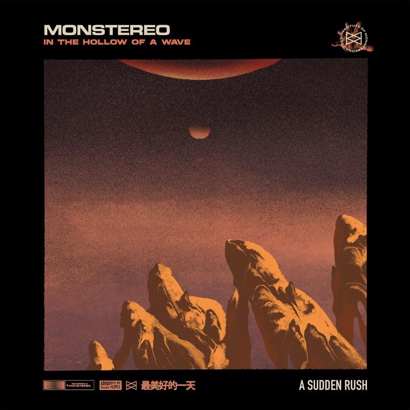 Monstereo - A Sudden Rush single
