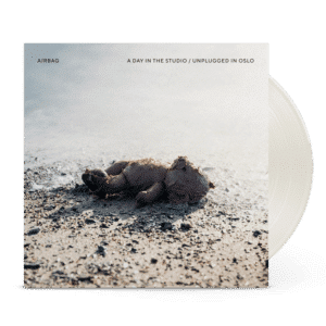 Airbag - A Day in the studio / Unplugged in Oslo vinyl